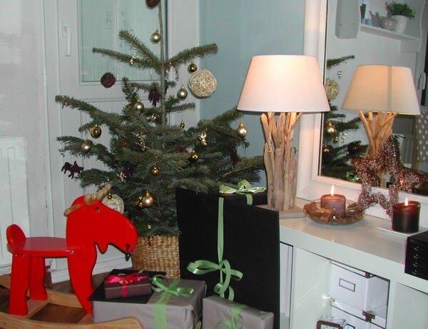 Sapin Noël 2009
