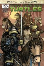 IDW TMNT turtles in time 02