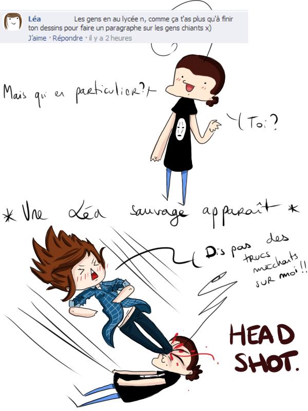 Coucou Léa ♥
