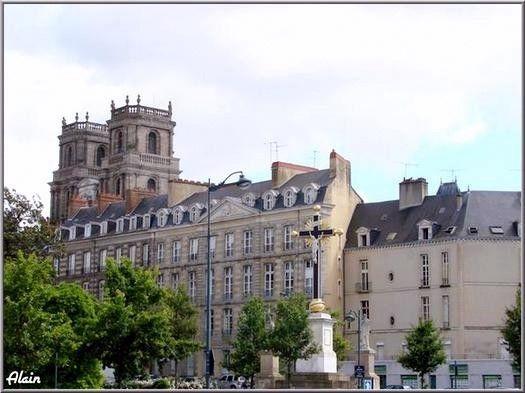 Rennes, la Cathédrale Saint Pierre