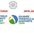 Journée mondiale: appel aux dons