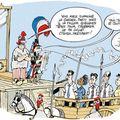 Sarkozy a supprimé la garden-party mais...