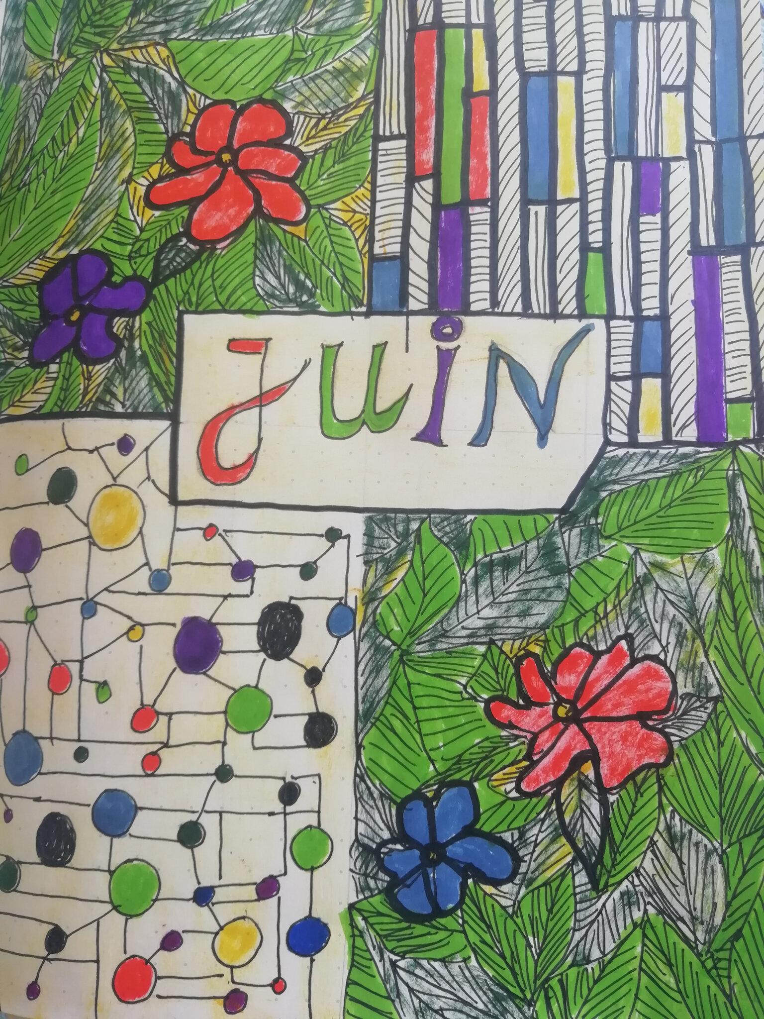 Bullet journal de Juin