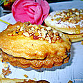 Sablés à la pâte à tartiner amlou et au miel