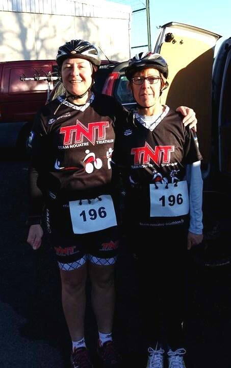 Run & bike Fondettes nov 2015