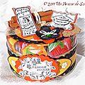 Boîte à berlingots scrappée (publié le 17/1/12)