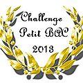 Challenge petit bac 2013 : 1ère grille!