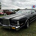 Lincoln continental mark iv hardtop coupe - 1974