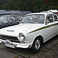 FORD Consul Cortina Lotus berline 2 portes Malmedy (1)