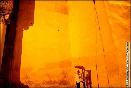 Bab Mansour Meknes...LA PLUS GRANDE PORTE D'AFRIQUE