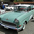 Opel rekord p1 pickup 1957-1960