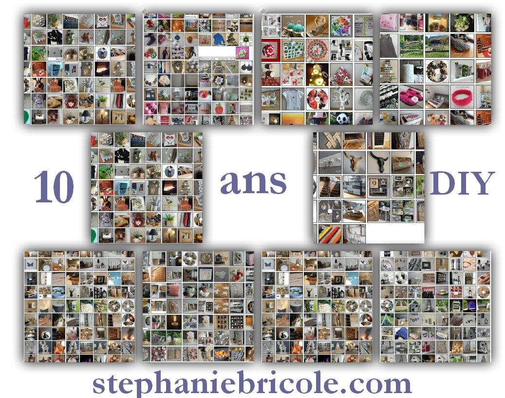 10 ans du blog !!! un cadeau de 200 € pour vous remercier !