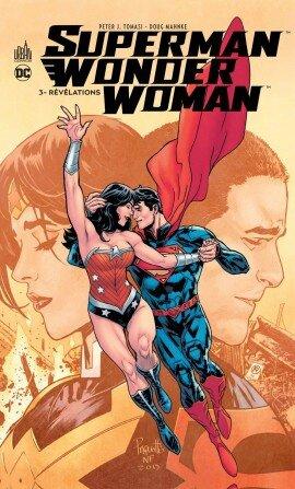 Urban DC Superman / Wonder Woman