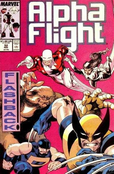 alpha flight 052