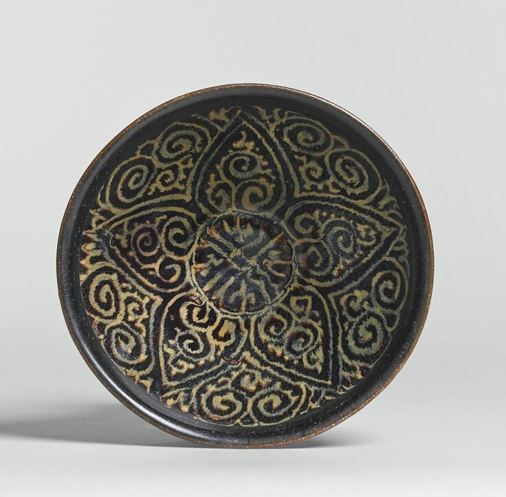 A 'Jizhou' 'Ruyi'bowl, Southern Song dynasty