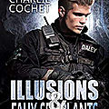 Illusions et faux-semblants thirds t. 7 de charlie cochet