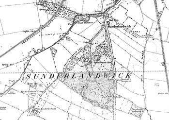 Plan Sunderlandwick