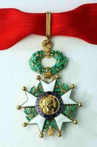Médaille commandeur de la légion d 'honneur