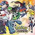 Test de pokemon masters - jeu video giga france