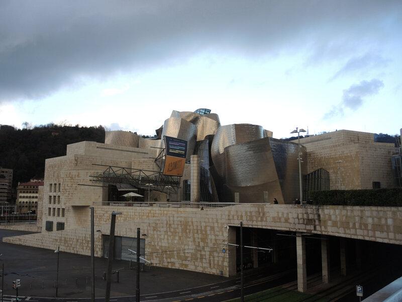 Bilbao, musée Guggenheim