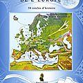 Chronologie de l'europe, par maurice griffe