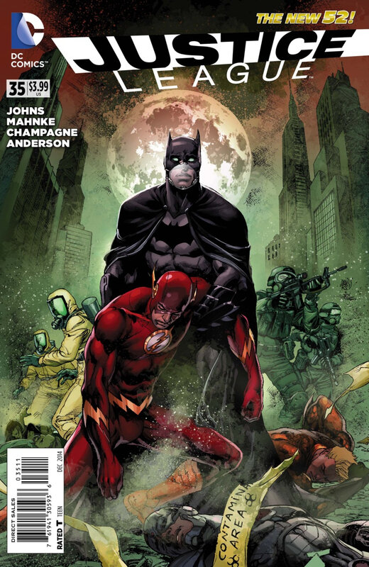 new 52 justice league 35
