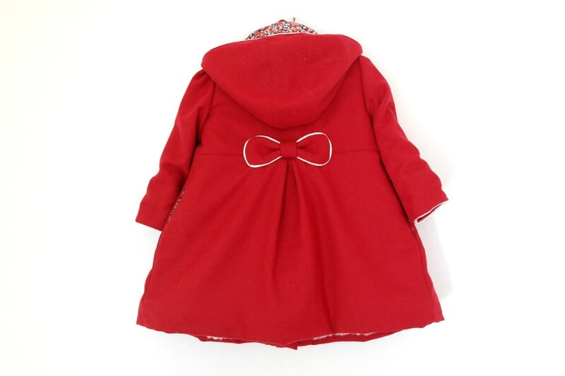 Manteau rouge Liberty_Chut Charlotte (3)