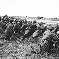 La bataille de la marne. 6 au 12 septembre 1914.