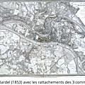 Plan de dardel 1853