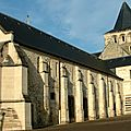 Montivilliers, royale abbaye