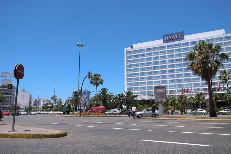 Hyatt Hotel Casablanca
