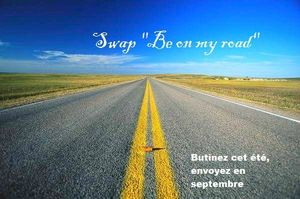 be on my road