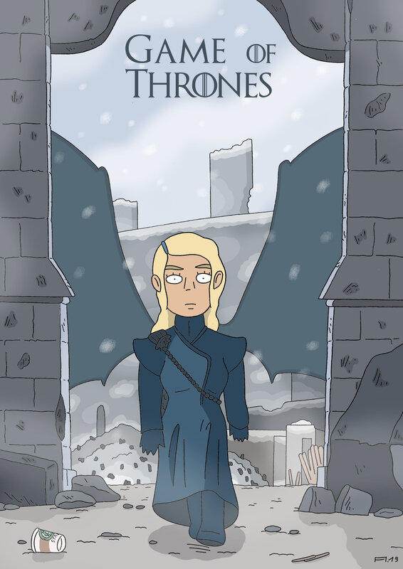 321-Game of thrones