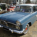 Simca vedette marly 1956-1959