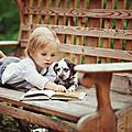 Citation : être assis près de son chien sur une colline ensoleillée, c'est retourner au jardin d'eden... (milan kundera)