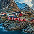 La norvège, pays le plus heureux du monde