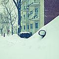 Montréal après la neige