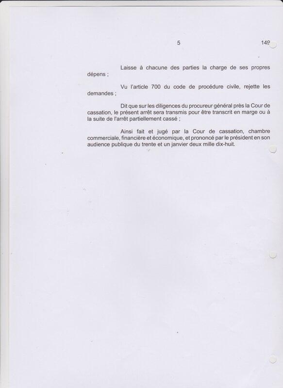 C cassation 31 01 2018 page 5