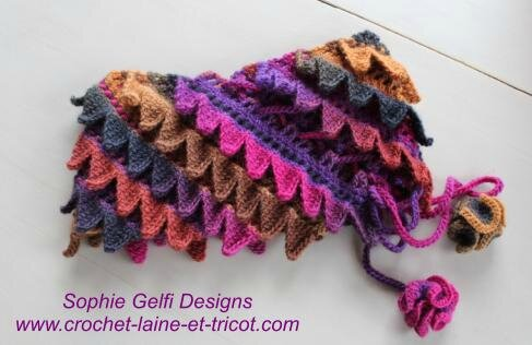 funny scales neckwarmer 2