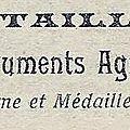 Lou Garounés 1927 Publicités (9)