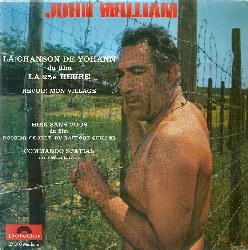 John William - La Chanson de Yohann
