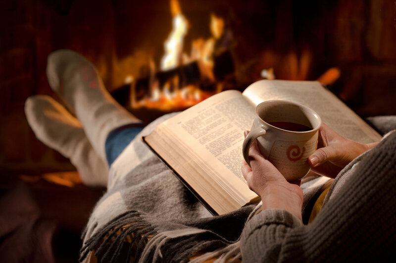 Fireplace-book-shutterstock_393410812