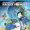 Digimon Hacker Memory PS4