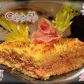 Gratin de polenta et ricotta !!!