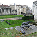 1er décembre 2018 - tower of london