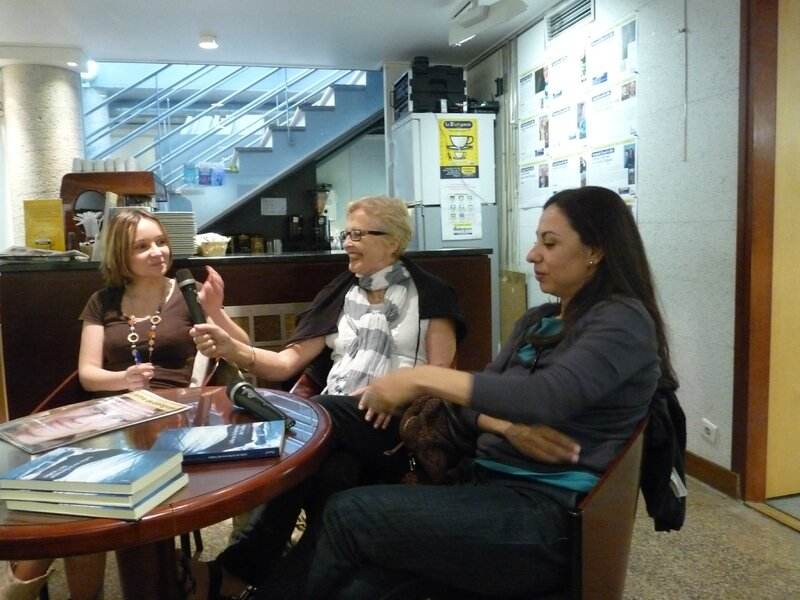 76 - Sonia Chamkhi chez Dialogues (7 Avril)
