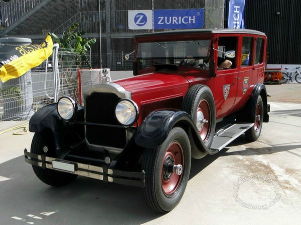 packard eight sedan firetruck 1925 a