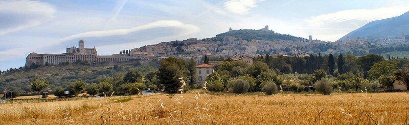 Panorama-Assisi