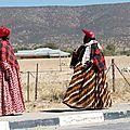 33-Femmes Hereros à Opuwo