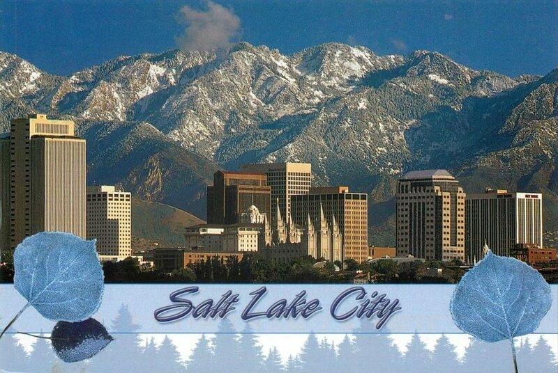 CPM Salt Lake City Montagnes